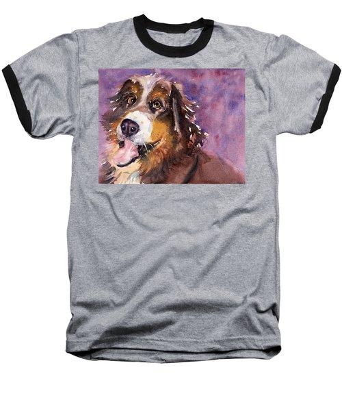 May The Mountain Dog Baseball T-Shirt