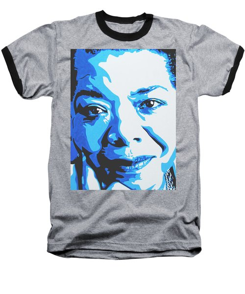 Maya Angelou Baseball T-Shirt