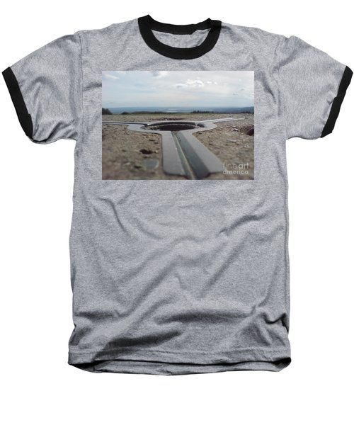 Baseball T-Shirt featuring the photograph Maytrig by John Williams