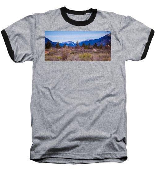 Mazama From Wolf Creek Baseball T-Shirt
