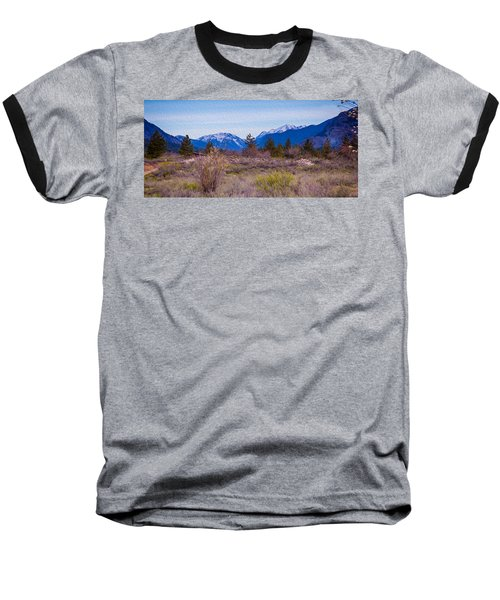 Mazama From Wolf Creek Baseball T-Shirt