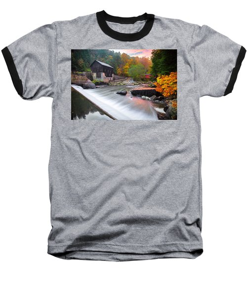 Mcconnell's Mill Fall  Baseball T-Shirt