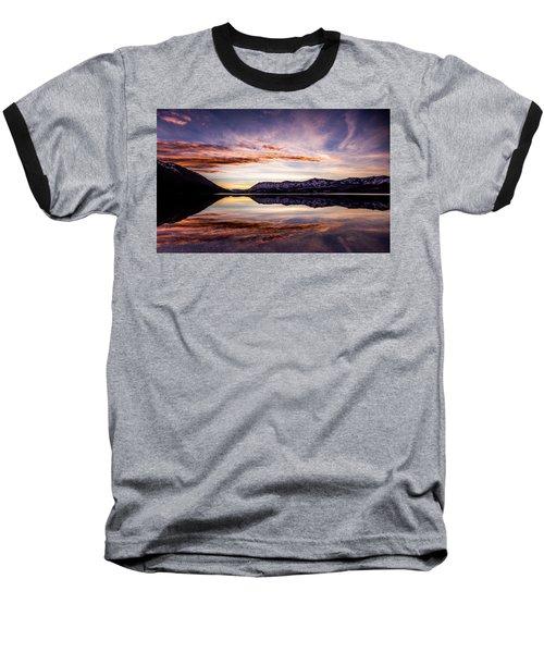 Mcdonald Palette Baseball T-Shirt