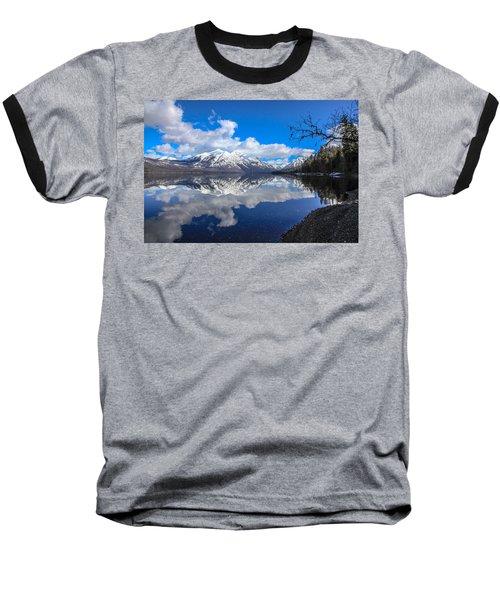 Mcdonald Reflecting Baseball T-Shirt