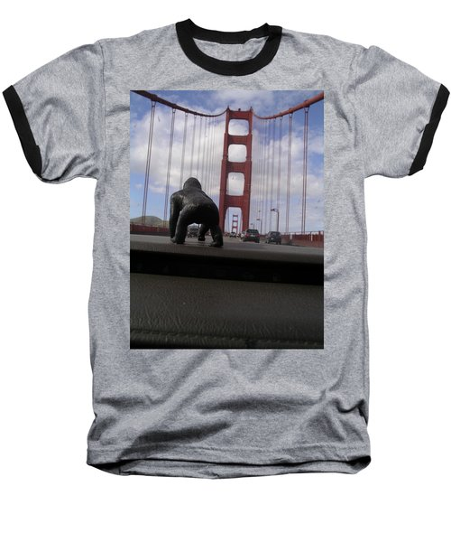 Mcgilla Gorilla Baseball T-Shirt