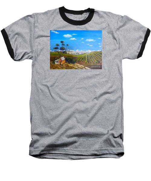 Mclarren Vale Vine Yards Baseball T-Shirt