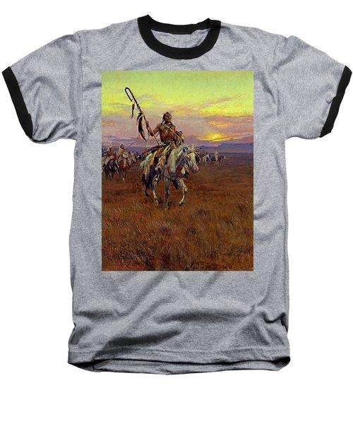 Medicine Man Baseball T-Shirt