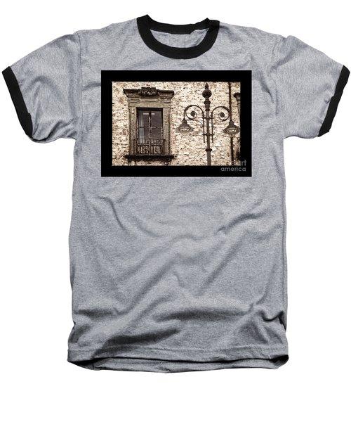 Medieval And Modern Baseball T-Shirt