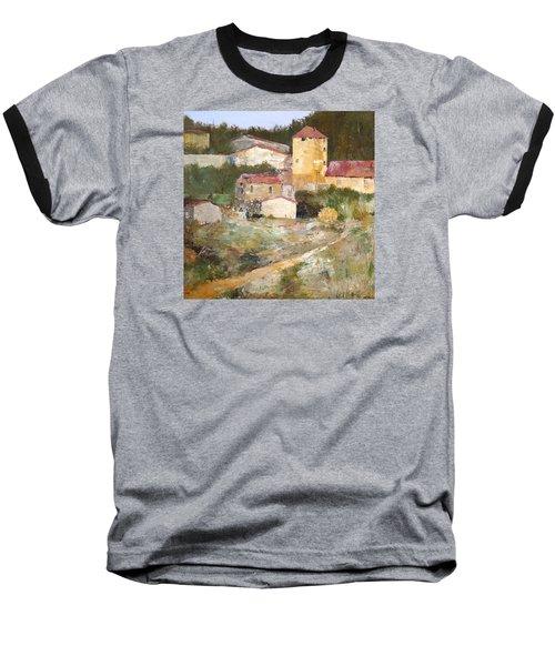 Mediterranean Farm Baseball T-Shirt
