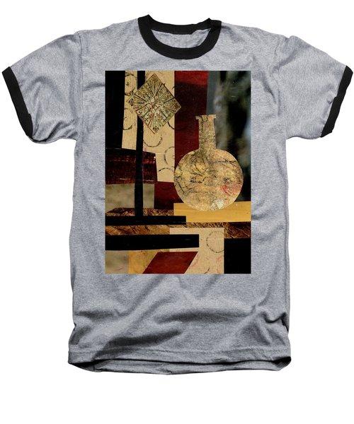 Mediterranean Vase Baseball T-Shirt
