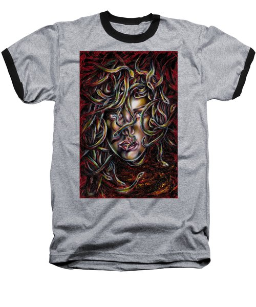 Medusa No. Three Baseball T-Shirt