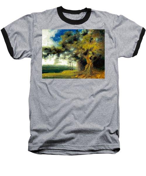 Meet Me At Our Swing Baseball T-Shirt