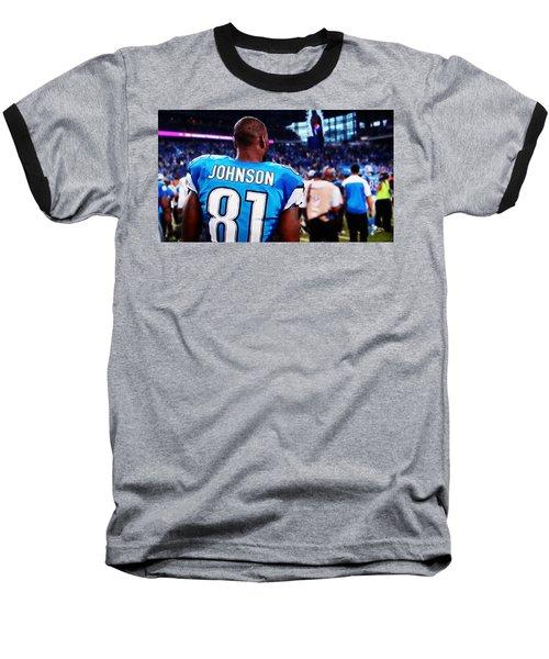 Megatron Baseball T-Shirt