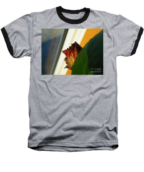 Baseball T-Shirt featuring the photograph Mellow Mourning by Brian Boyle