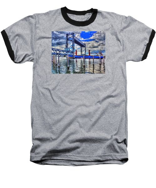 Memorial Bridge 034 Baseball T-Shirt