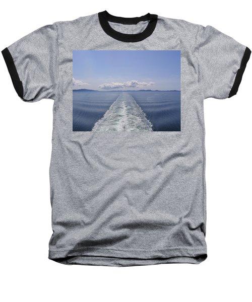 Memories Baseball T-Shirt by Brian Williamson