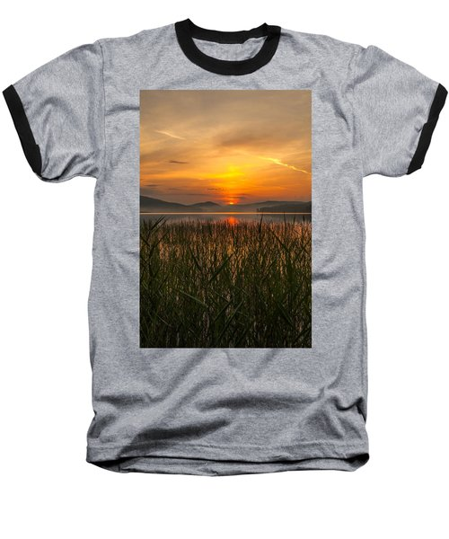 Baseball T-Shirt featuring the photograph Peace Of Mind by Rose-Maries Pictures