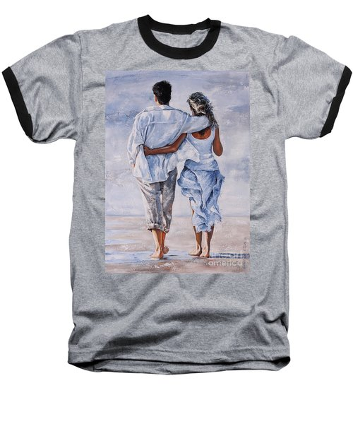 Memories Of Love Baseball T-Shirt