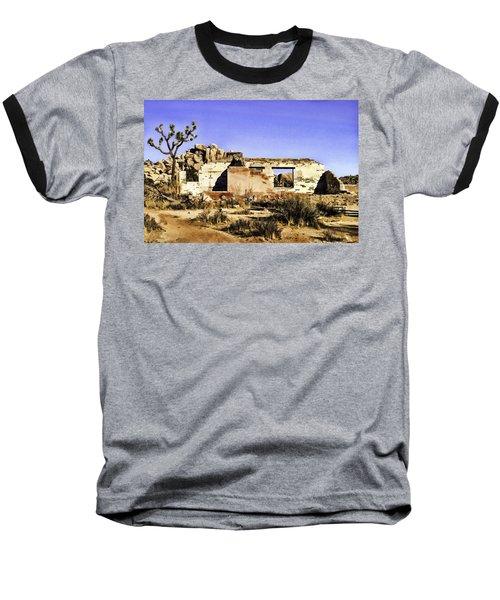 Baseball T-Shirt featuring the painting Memory by Muhie Kanawati