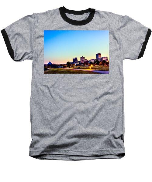 Memphis Morning - Bluff City - Tennessee Baseball T-Shirt