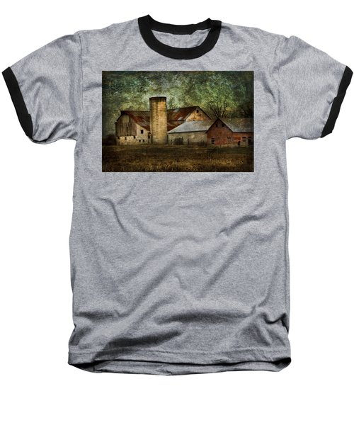 Mennonite Farm In Tennessee Usa Baseball T-Shirt