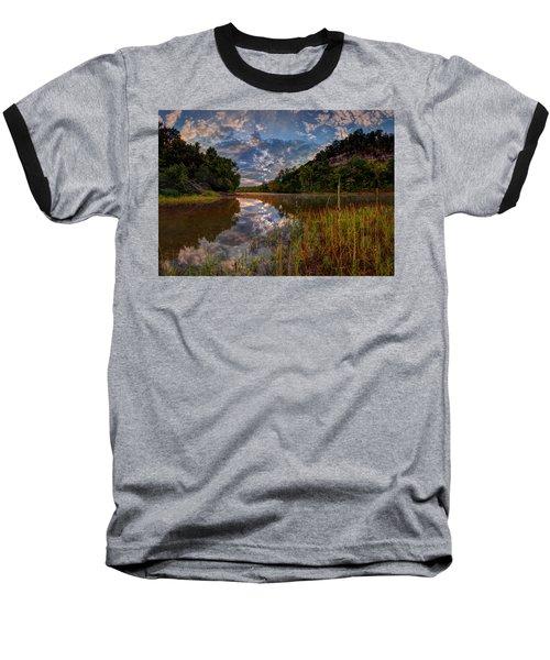 Meramec River  Baseball T-Shirt