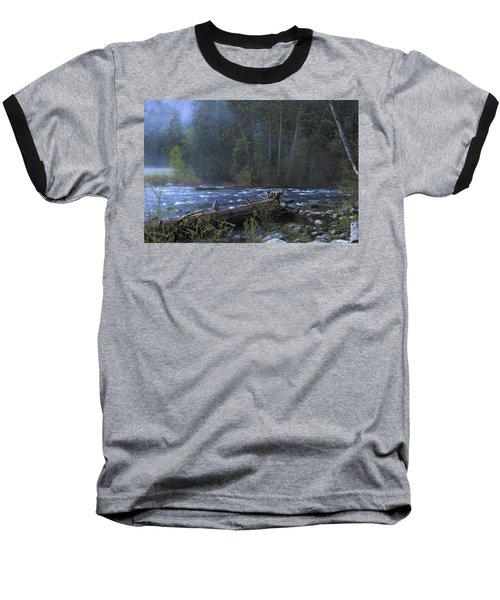 Merced River Baseball T-Shirt