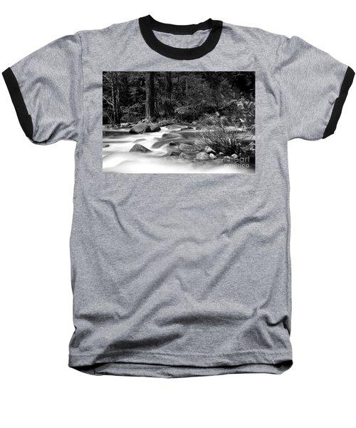 Merced River Baseball T-Shirt