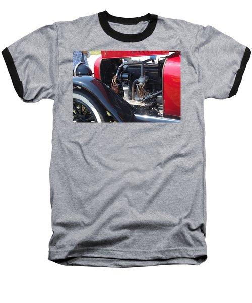 Mercer Power Baseball T-Shirt