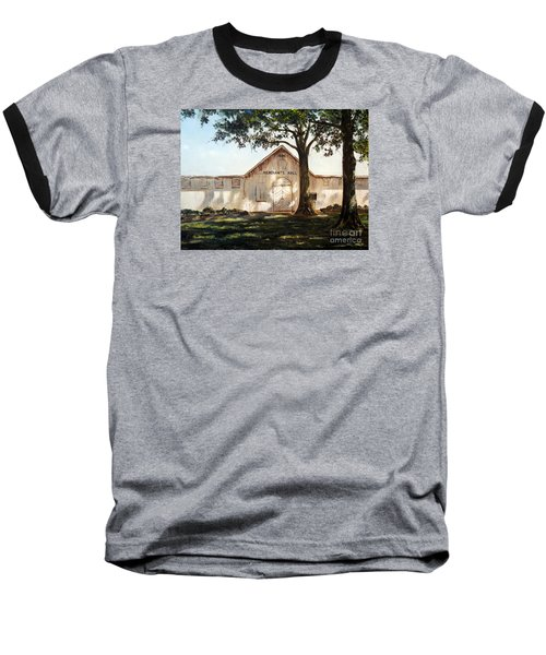 Merchants Hall Baseball T-Shirt