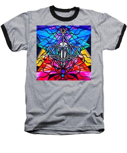 Merkabah Baseball T-Shirt