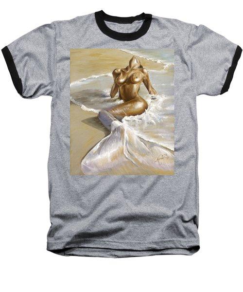 Mermaid Baseball T-Shirt