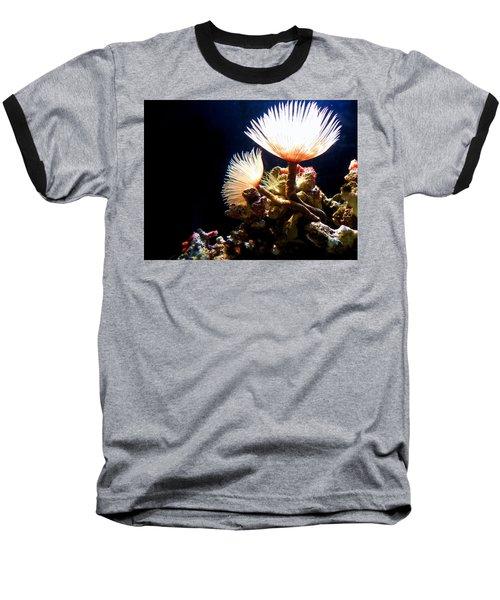 Mermaid's Playground Baseball T-Shirt