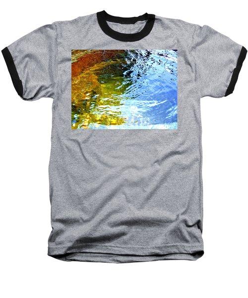 Mermaids Den Baseball T-Shirt