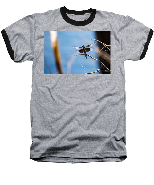 Merrill Creek Dragonfly Baseball T-Shirt