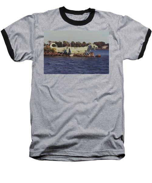 Merritt Island River Dragon Baseball T-Shirt
