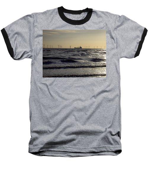 Mersey Tanker Baseball T-Shirt