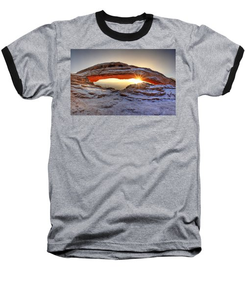 Mesa Sunburst Baseball T-Shirt