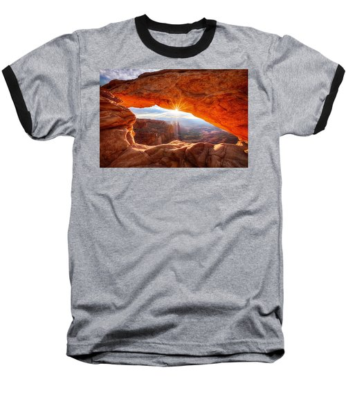 Mesa's Sunrise Baseball T-Shirt