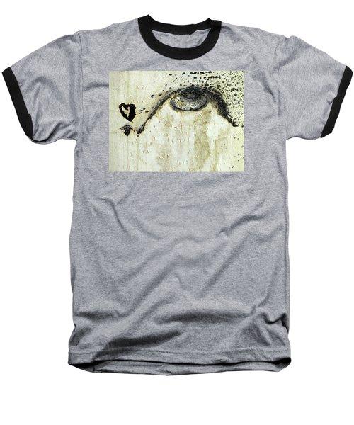 Message From An Aspen Baseball T-Shirt by Lanita Williams