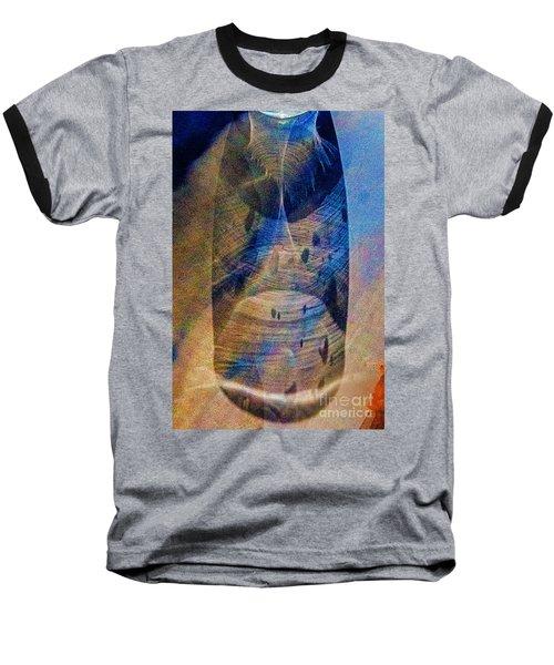 Message In A Bottle Baseball T-Shirt