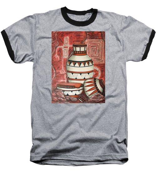 Messages Baseball T-Shirt by Kim Jones