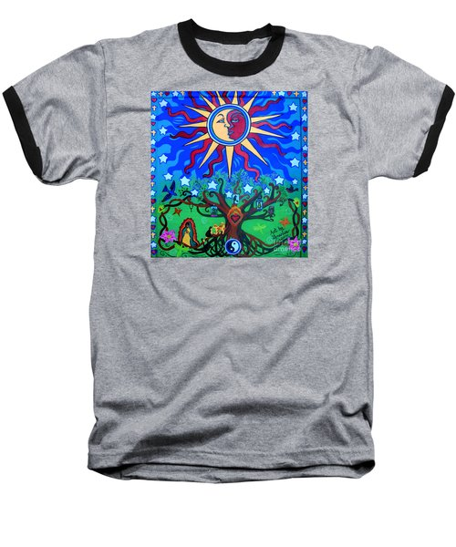 Mexican Retablos Prayer Board Small Baseball T-Shirt