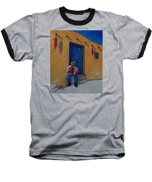 Mexico Impression II Baseball T-Shirt