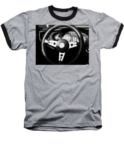 Mg Dashboard Baseball T-Shirt