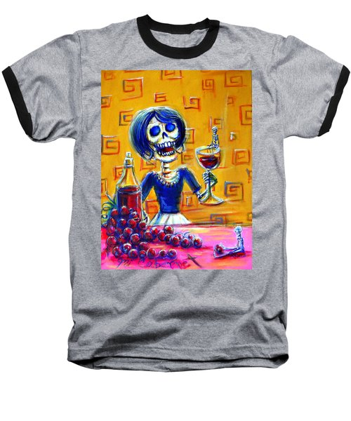 Mi Cabernet Baseball T-Shirt