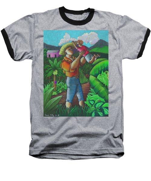Mi Futuro Y Mi Tierra Baseball T-Shirt
