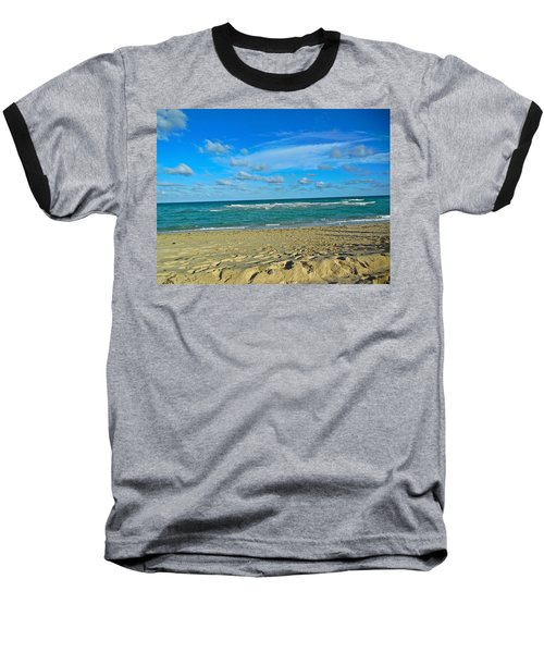 Miami Beach Baseball T-Shirt