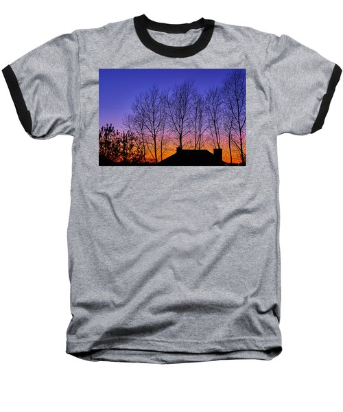 Miami Sky Baseball T-Shirt