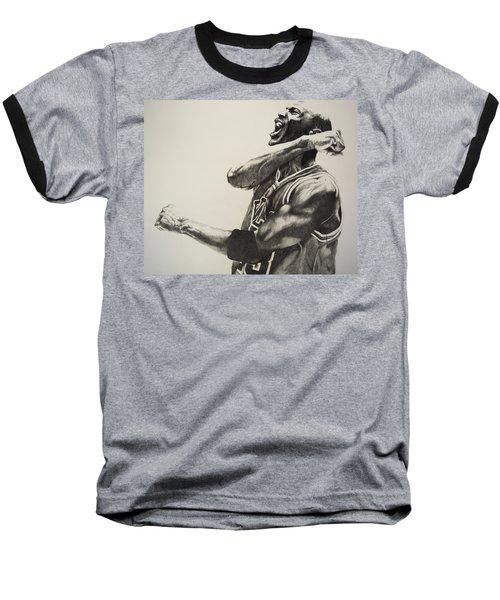 Michael Jordan Baseball T-Shirt